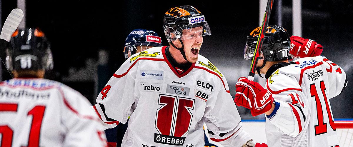 Ryan Stoa, Örebro Hockey