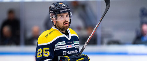 Axel Holmström, HV71