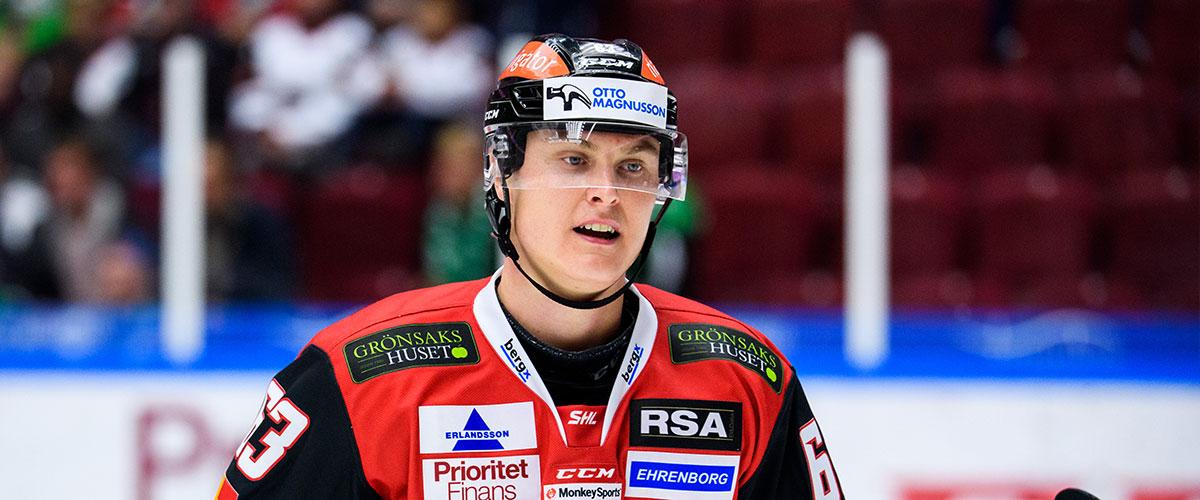 Fredrik Händemark, Malmö Redhawks