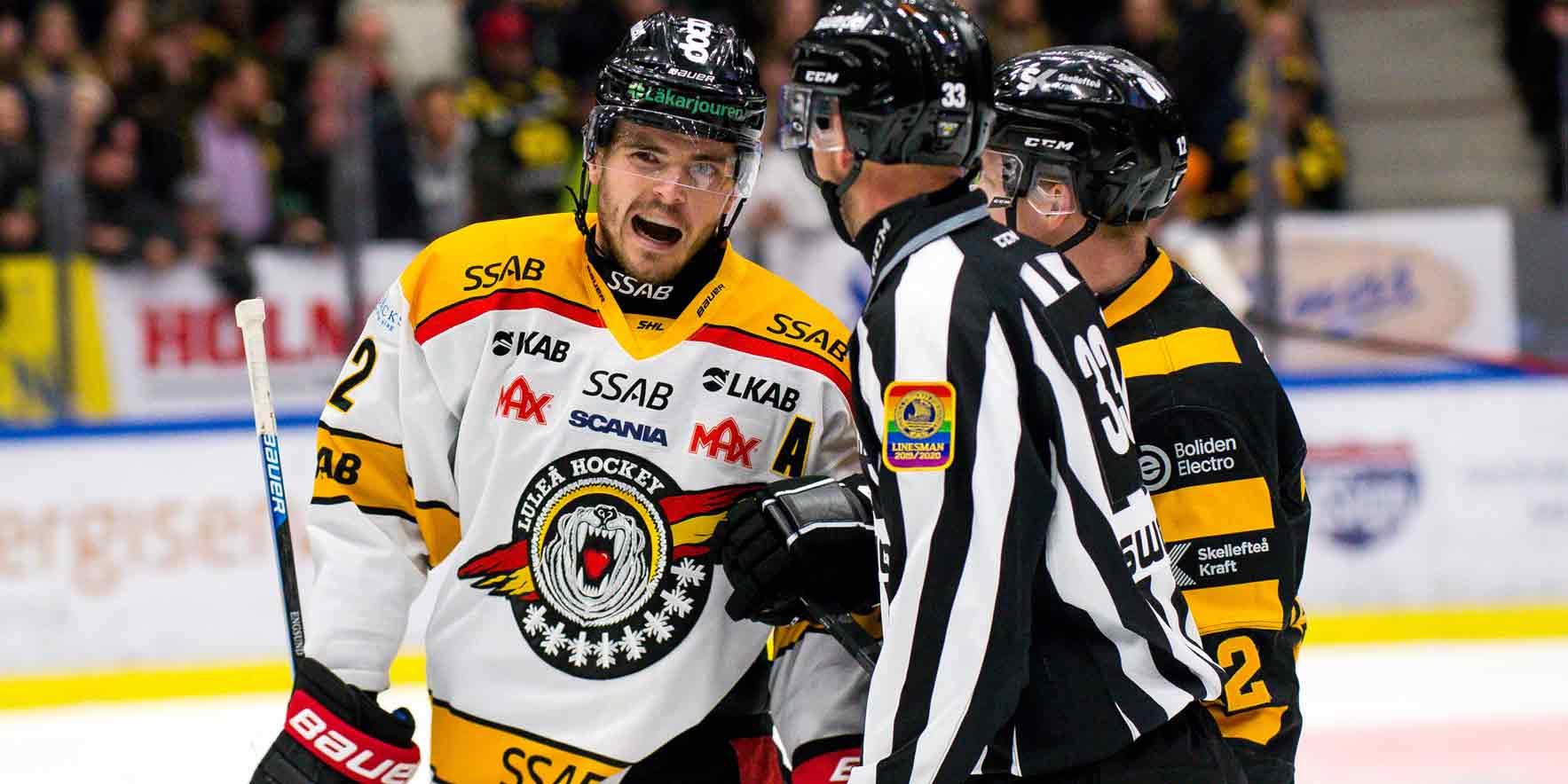 Karl Fabricius, Luleå Hockey