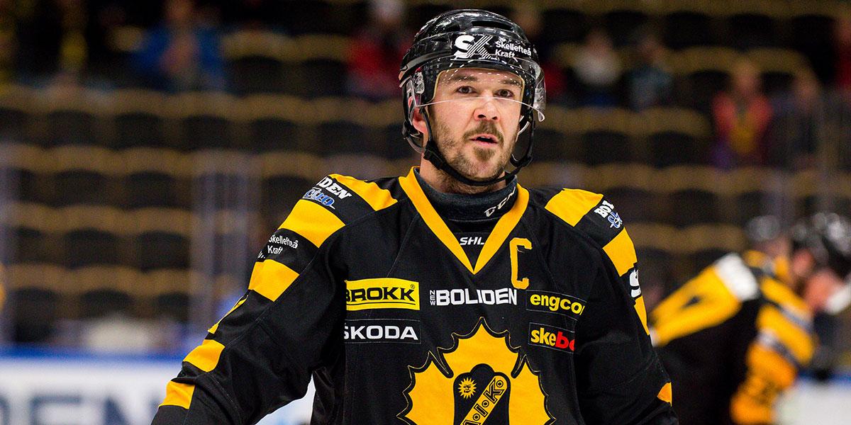 Jimmie Ericsson, Skellefteå AIK