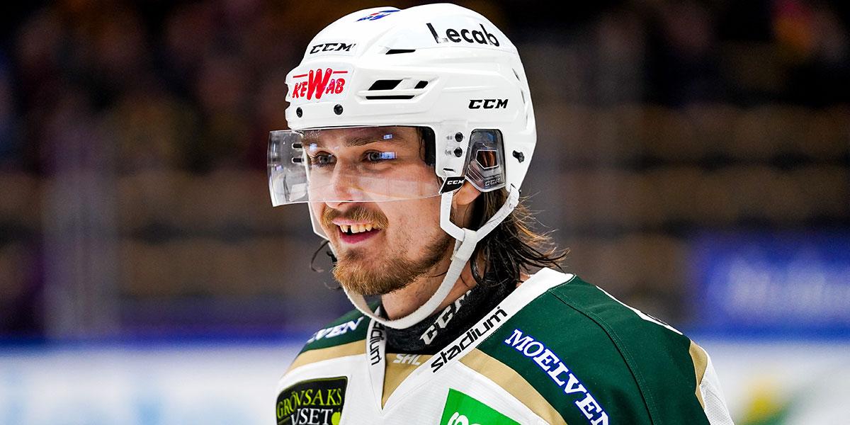 Linus Johansson, Färjestad BK