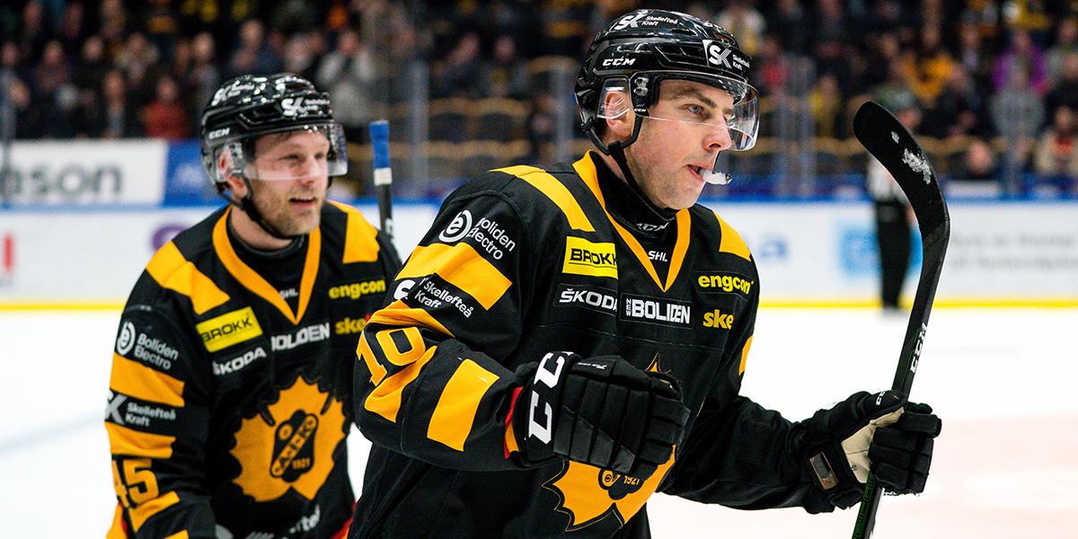Joakim Lindström och Oscar Möller, Skellefteå