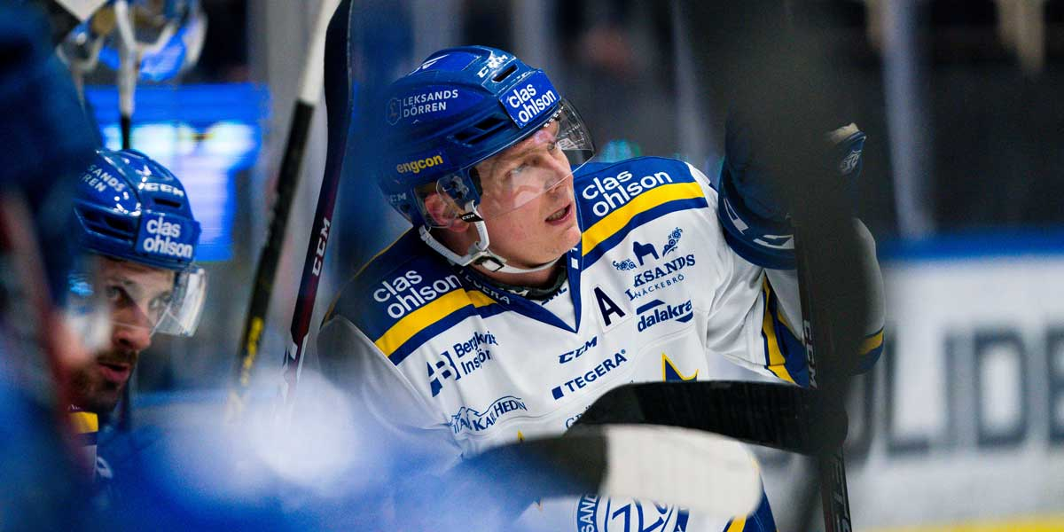 Patrik Zackrisson SHL-bloggen