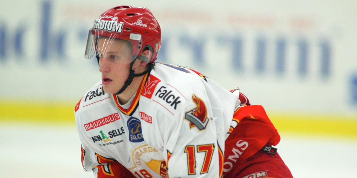 Jonathan Hedström, Djurgården