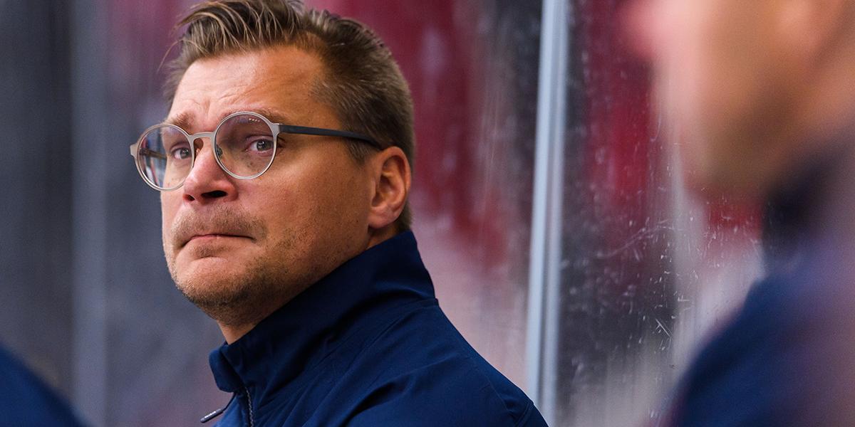 Björn Hellkvist, tränare Leksands IF