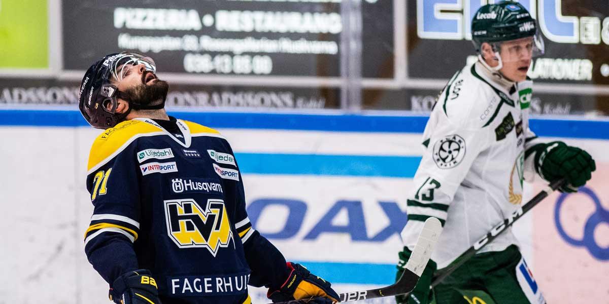 shl-podden hv71 svag start