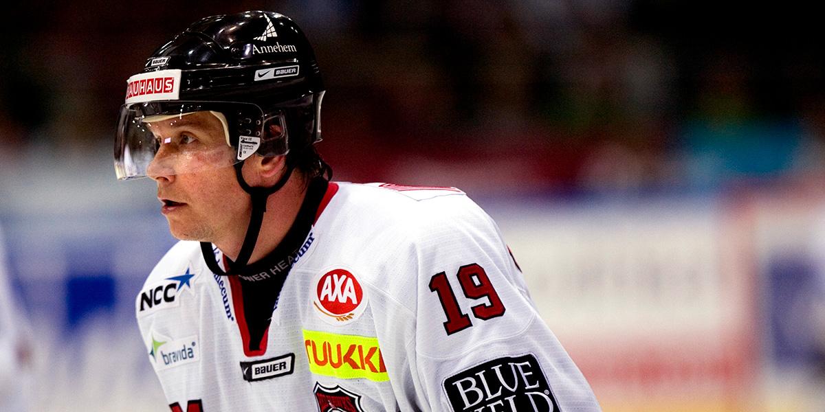 Juha Riihijärvi, Malmö Redhawks