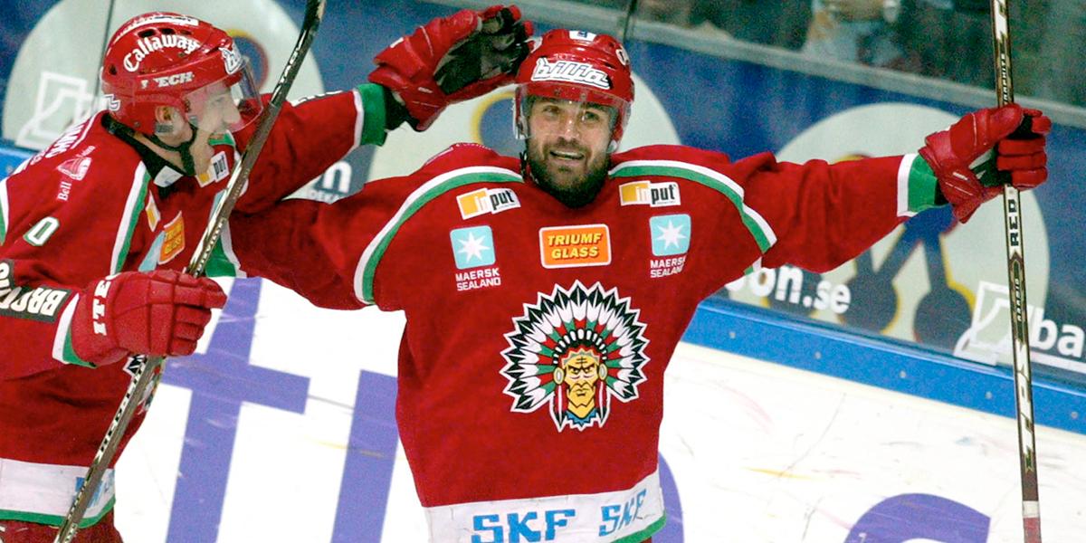 Patrik Carnbäck, Frölunda