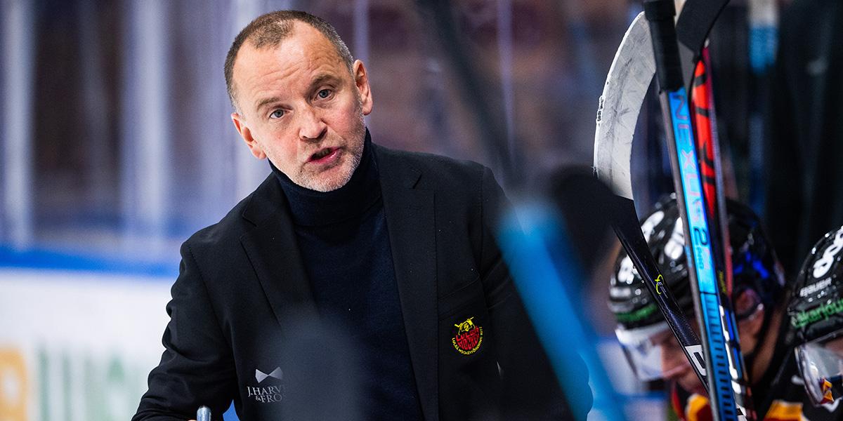 Thomas Berglund, tränare Luleå