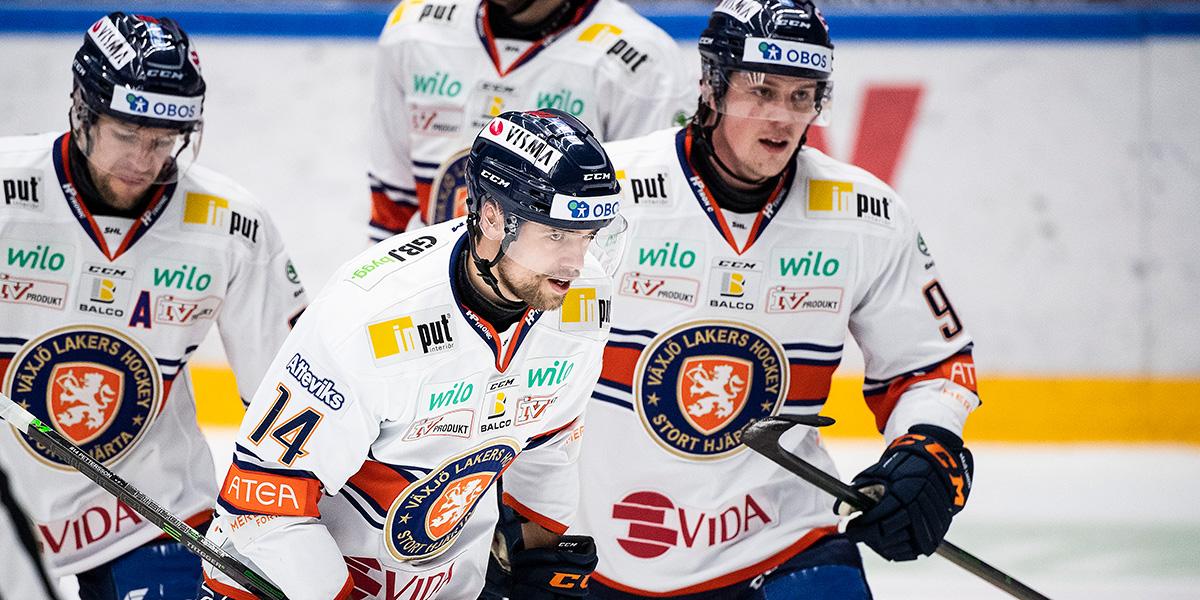 Emil Pettersson, Växjö Lakers