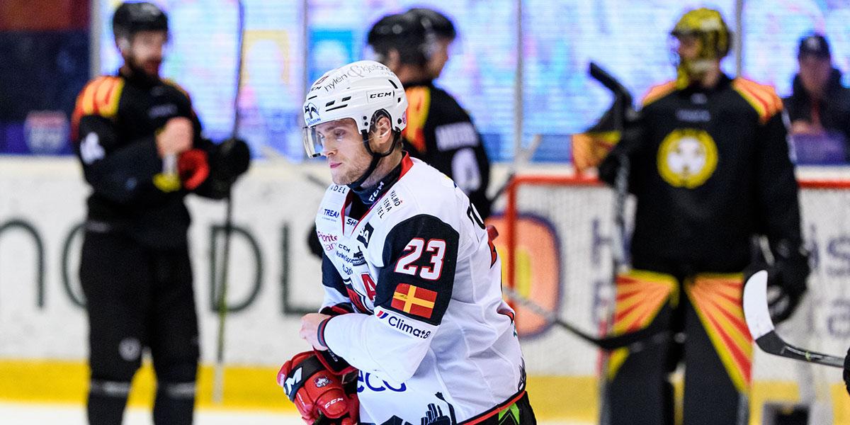Christoffer Forsberg, Malmö Redhawks