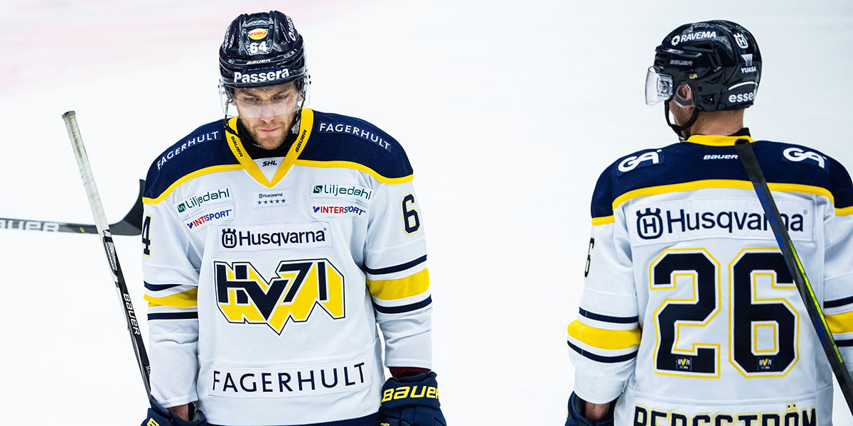 Eric Martinsson, HV71