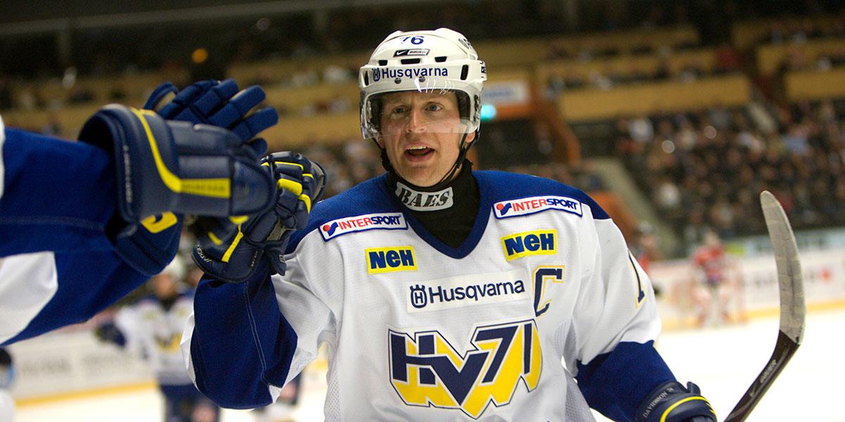 Johan Davidsson, HV71