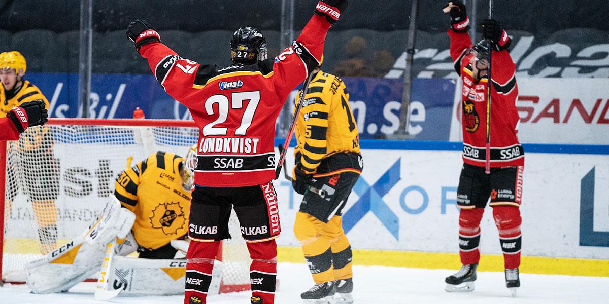 Kvartsfinal Luleå-Skellefteå
