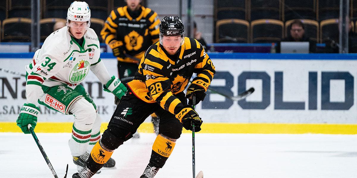 Rögle-Skellefteå, semifinal