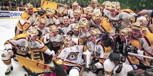 Lagen i SHL Luleå Hockey