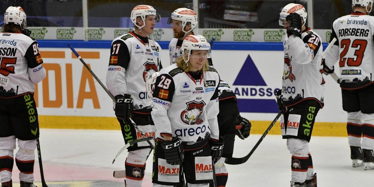 Malmö Redhawks SHL Premiären 2021/22