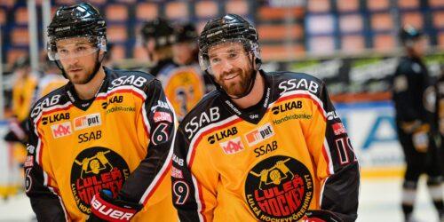 SHL Nedräkning Luleå Hockey