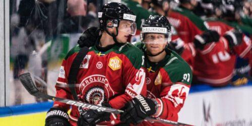 SHL speltips Frölunda HC - Luleå Hockey 18/9
