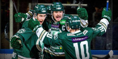 SHL Speltips Linköping HC - Färjestad BK 23/9