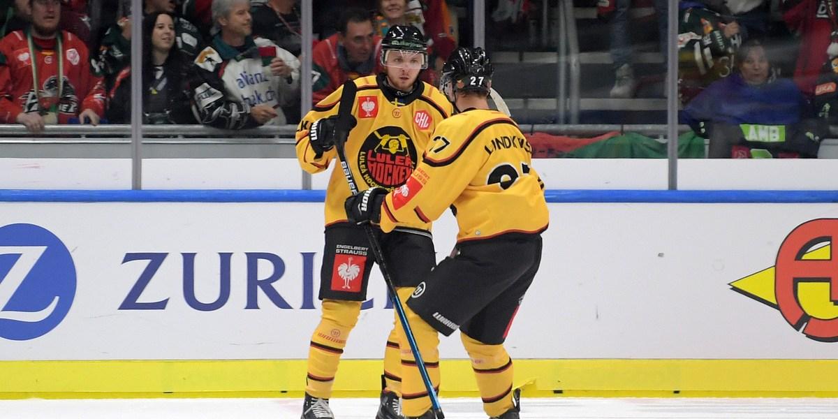 SHL Speltips Luleå Hockey - Växjö Lakers
