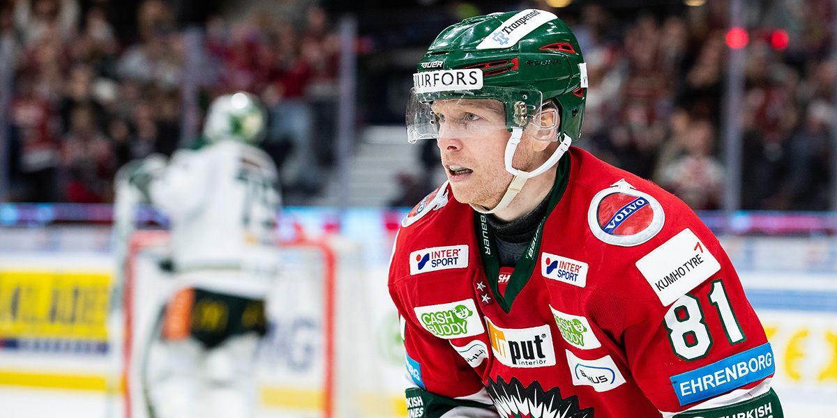 SHL Speltips Malmö Redhawks - Frölunda HC